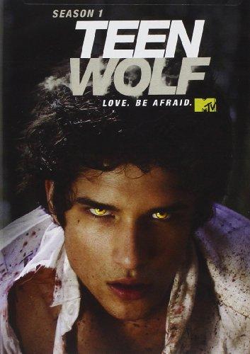Teen Wolf The Complete Season 1 DVD