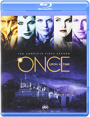 Once Upon a Time: The Complete First Season [Blu-ray] DVD