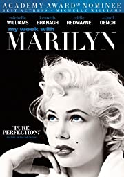 My Week with Marilyn af Michelle Williams