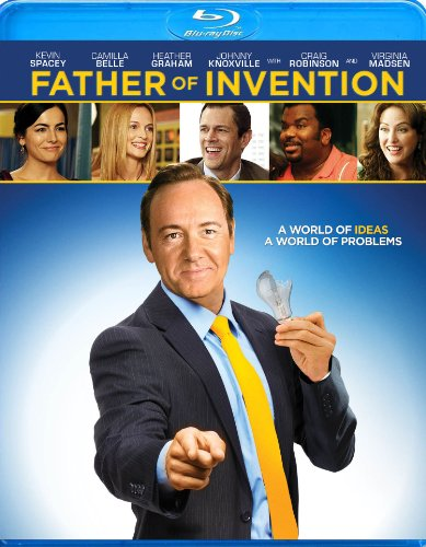 Father of Invention [Blu-ray] DVD