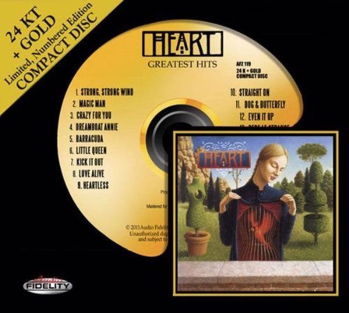 Greatest Hits (Gold CD)