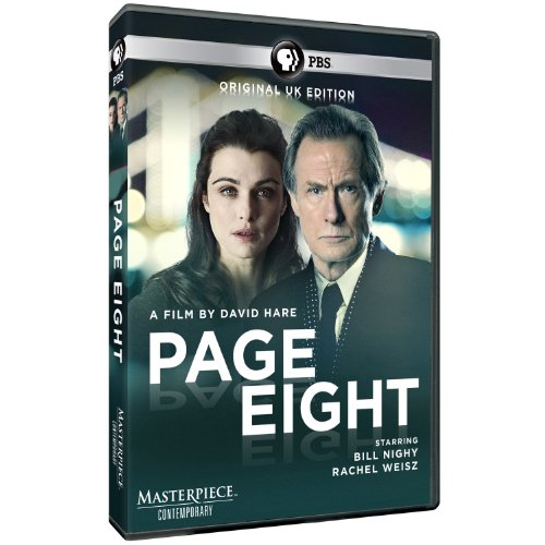 Masterpiece Contemporary: Page Eight DVD