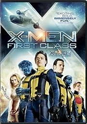 X-men - First Class de James McAvoy