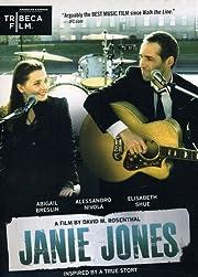 Janie Jones af David M. Rosenthal