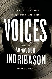 Voices: An Inspector Erlendur Novel av…