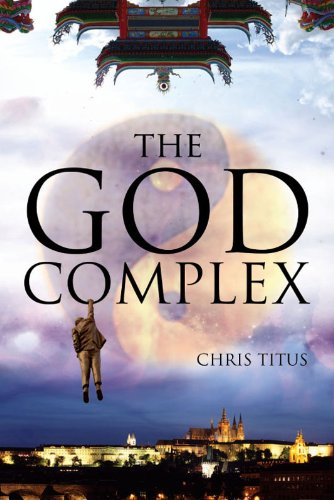 Book Cover - The God Complex
