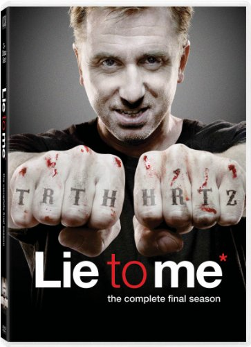 Lie To Me: Season Three DVD