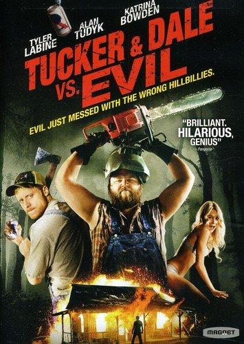 Tucker & Dale Vs Evil DVD