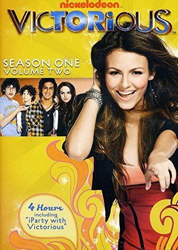 Victorious: Season One V.2 DVD