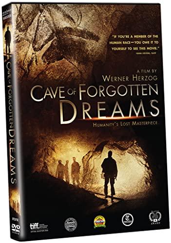 Cave of Forgotten Dreams DVD