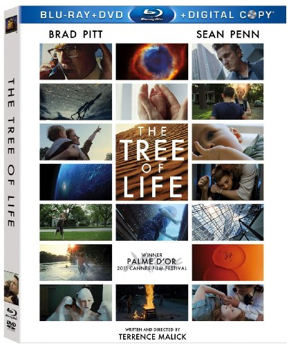 The Tree of Life [Blu-ray] DVD