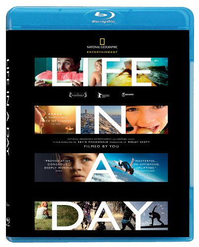 Life in a Day [Blu-ray] DVD