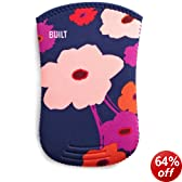 BUILT Neoprene Slim Sleeve Case for 7-Inch Tablets, Lush Flower  [will only fit Kindle Fire HDX (3rd Generation), Kindle Fire HD (3rd Generation), Kindle Fire HD (2nd Generation), Kindle Fire (2nd Generation), iPad mini]