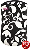 BUILT Neoprene Slim Sleeve Case for 7-Inch Tablets, Vine  [will only fit Kindle Fire HDX (3rd Generation), Kindle Fire HD (3rd Generation), Kindle Fire HD (2nd Generation), Kindle Fire (2nd Generation), iPad mini]
