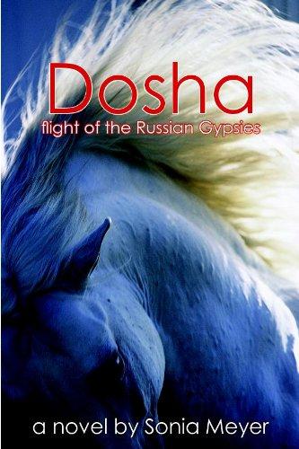 Book Cover - Dosha flight of the Russian Gypsies