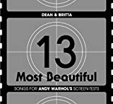 13 Most Beautiful: Songs For Andy Warhol's Screen Tests (2010)
