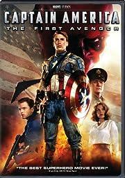 Captain America: The First Avenger de Chris…