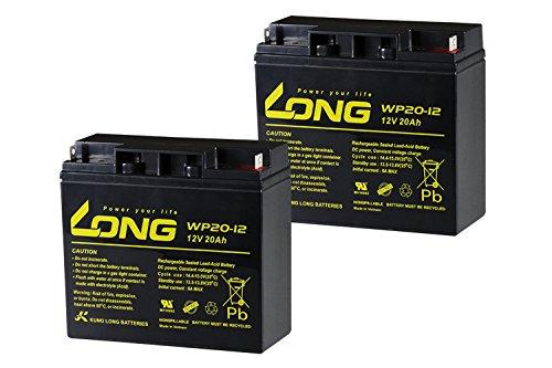 12V20Ah UPS用バッテリー WP20-12 2個セット