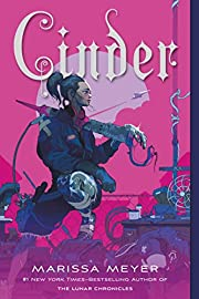 Cinder: Book One of the Lunar Chronicles…