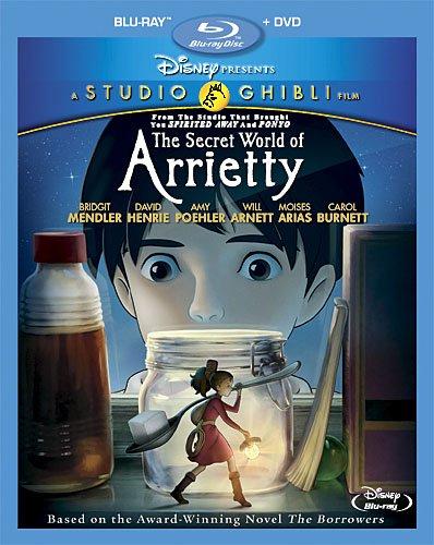 Get Karigurashi No Arietti On Blu-Ray