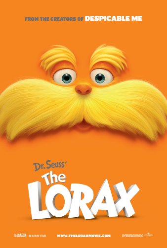 Dr. Seuss' The Lorax Combo Pack  DVD