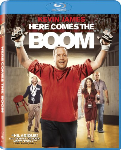 Here Comes the Boom  DVD
