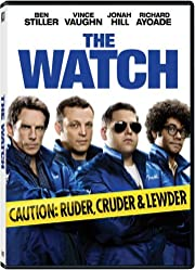 The Watch – tekijä: Jonah Hill