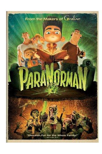 ParaNorman DVD