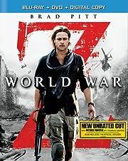 World War Z (Blu-ray DVD Digital HD) av Marc…