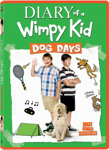 Diary of a Wimpy Kid: Dog Days DVD