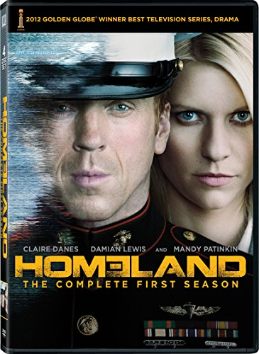 Homeland: The Complete First Season DVD