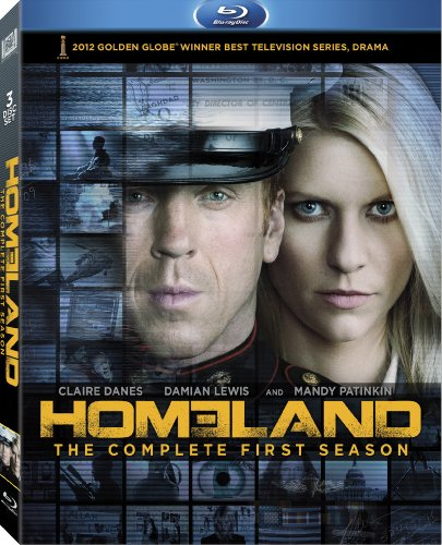 Homeland: The Complete First Season [Blu-ray] DVD
