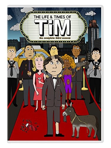 The Life & Times of Tim: The Complete Third Season DVD