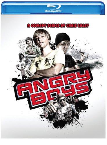 Angry Boys [Blu-ray] DVD