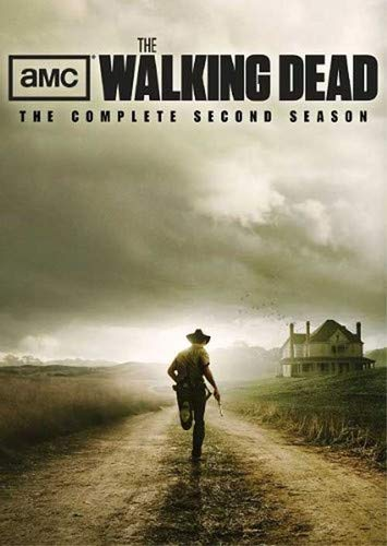 The Walking Dead: The Complete Second Season DVD