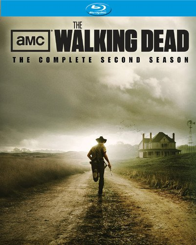 The Walking Dead: The Complete Second Season [Blu-ray] DVD