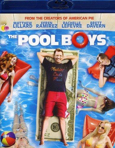 The Pool Boys [Blu-ray] DVD