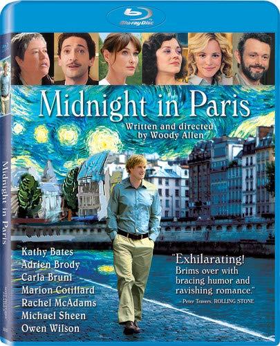 Midnight in Paris [Blu-ray] DVD