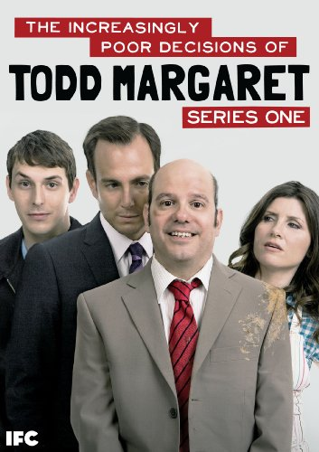 Increasingly Poor Decisions of Todd: Season 1 DVD