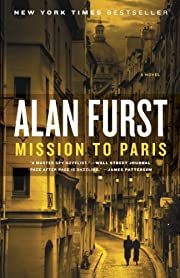 Mission to Paris: A Novel (Night Soldiers…