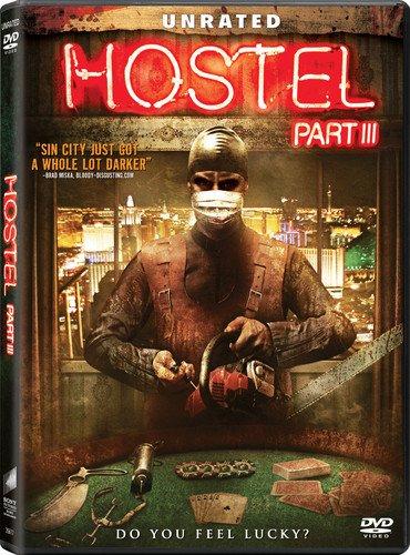Hostel: Part III DVD