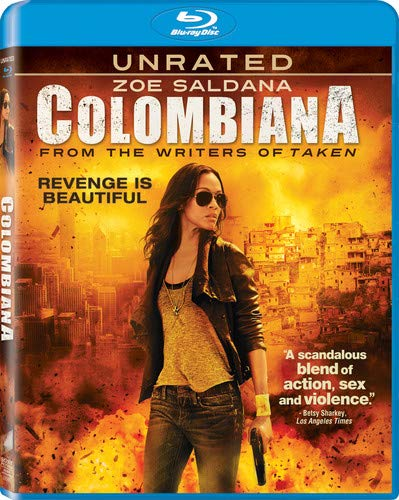 Colombiana [Blu-ray] DVD