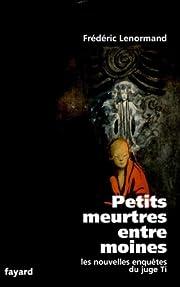 Petits meurtres entre moines : Les nouvelles…
