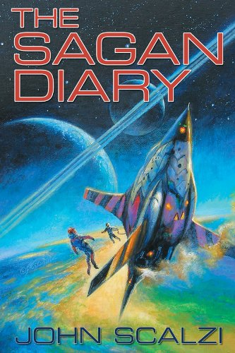 The Sagan Diary  (Old Man's War, #2.5) by John Scalzi