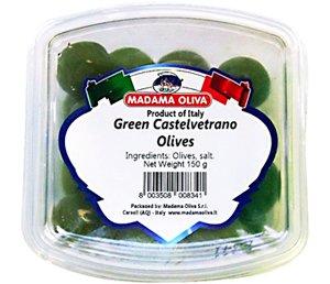 グリーンオリーブ 種抜き