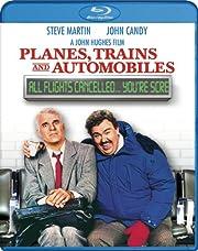 Planes, Trains & Automobiles [Blu-ray] –…