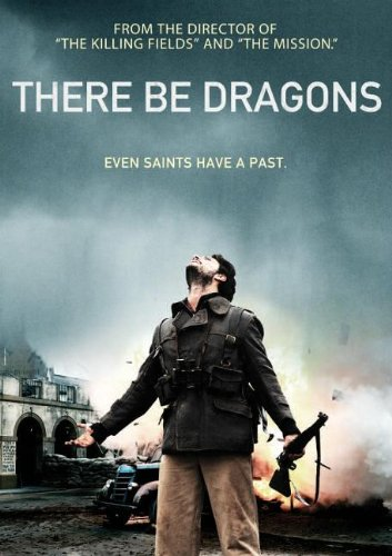 There Be Dragons DVD
