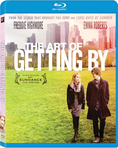 The Art Of Getting By [Blu-ray] DVD