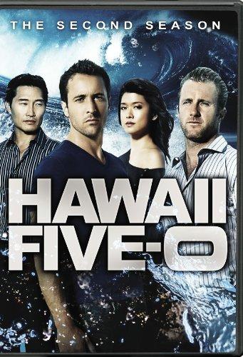 Hawaii Five-0: Season Two DVD