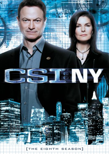 CSI: NY - The Eighth Season DVD